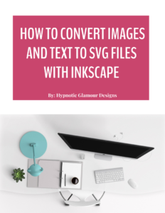 How to make an svg in inkscape