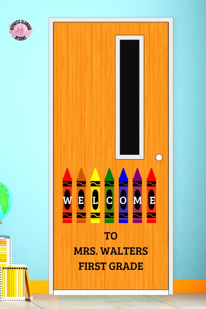 back to school door ideas